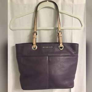 Michael Kors Purple Purse